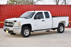 2008_Chevrolet_Silverado 2500HD_LTZ Ext. Cab Long Box 2WD_ Houston TX