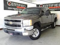 Chevrolet Silverado 2500HD SECOND OWNER CLEAN CARFAX LTZ DURAMAX 6.6L TURBO DIESEL ENGINE ALLISON 1000 2008