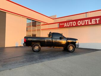 2008_Chevrolet_Silverado 2500HD_Work Truck_ Richmond KY