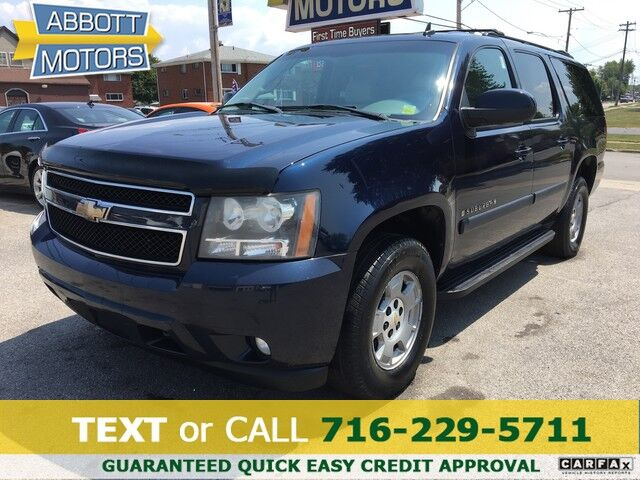 2008 Chevrolet Suburban LT 4WD w/Heated Leather Buffalo NY