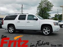 2008_Chevrolet_Suburban_LTZ_ Fishers IN