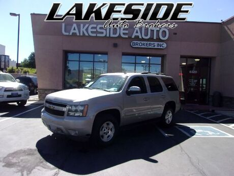 2008 Chevrolet Tahoe LT1 4WD Colorado Springs CO