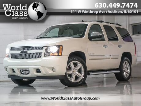 2008 Chevrolet Tahoe LTZ NAVI BACKUP CAMERA REAR ENTERTAINMENT LEATHER SUNROOF Chicago IL