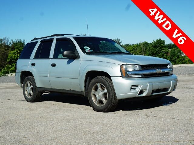 2008 Chevrolet TrailBlazer LS Cranberry Twp PA