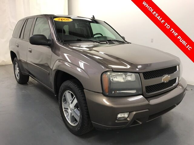 2008 Chevrolet TrailBlazer LT 2LT Holland MI