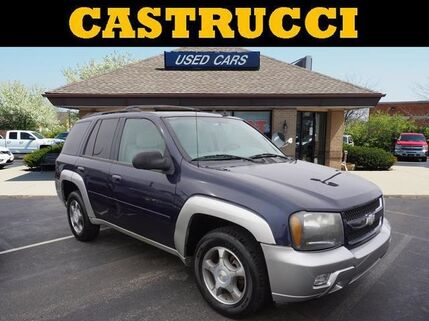 2008 Chevrolet TrailBlazer LT