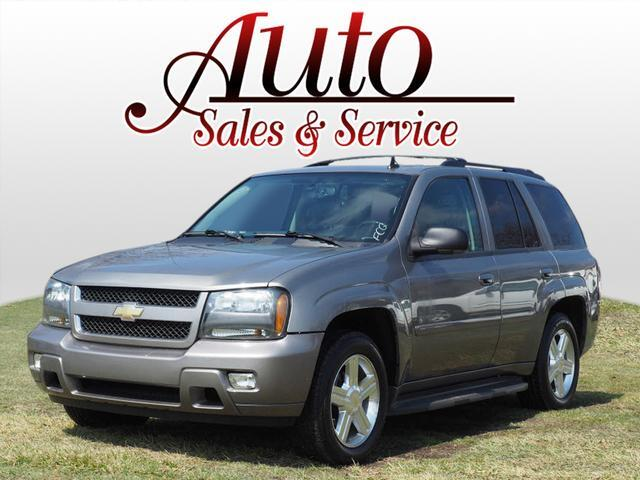 2008 Chevrolet TrailBlazer LT Indianapolis IN
