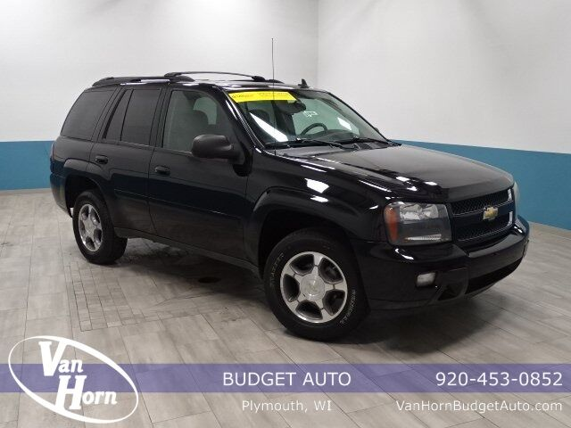 2008 Chevrolet TrailBlazer LT Plymouth WI