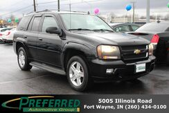 2008_Chevrolet_TrailBlazer_LT w/3LT_ Fort Wayne Auburn and Kendallville IN