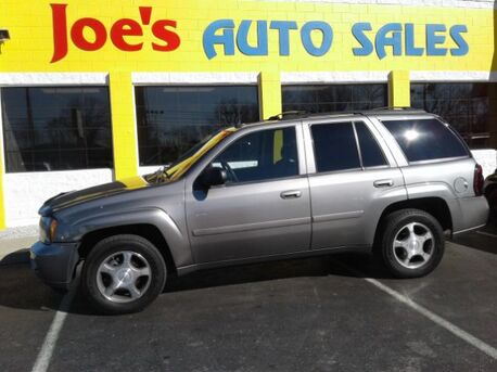 2008_Chevrolet_TrailBlazer_LT1 4WD_ Indianapolis IN