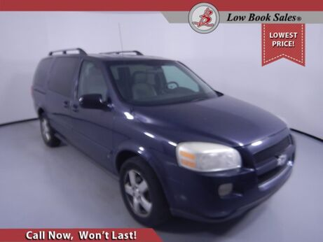 2008_Chevrolet_Uplander_LT w/1LT_ Salt Lake City UT