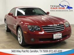 2008_Chrysler_Crossfire_LIMITED AUTOMATIC LEATHER HEATED SEATS POWER DRIVER SEAT ALLOY WHEELS_ Carrollton TX