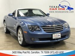 2008_Chrysler_Crossfire_LIMITED AUTOMATIC LEATHER HEATED SEATS POWER SEATS CRUISE CONTRO_ Carrollton TX