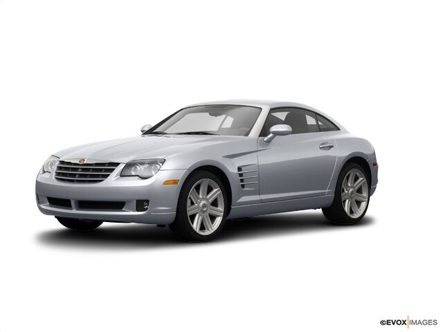 2008 Chrysler Crossfire Limited Indianapolis IN