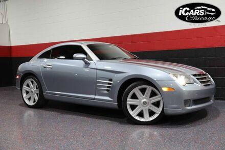 2008_Chrysler_Crossfire_Limited_ Chicago IL