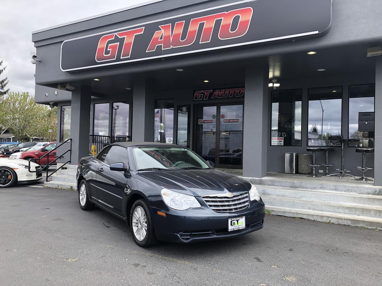 2008 Chrysler Sebring *Touring Convertible Coupe* Puyallup WA