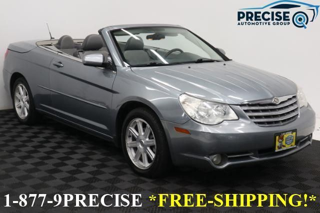 2008 Chrysler Sebring Convertible Touring Chantilly VA