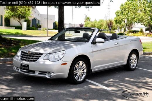 2008 Chrysler Sebring Limited Convertible Limited Low Miles & Great Conditon Loaded!!! Fremont CA