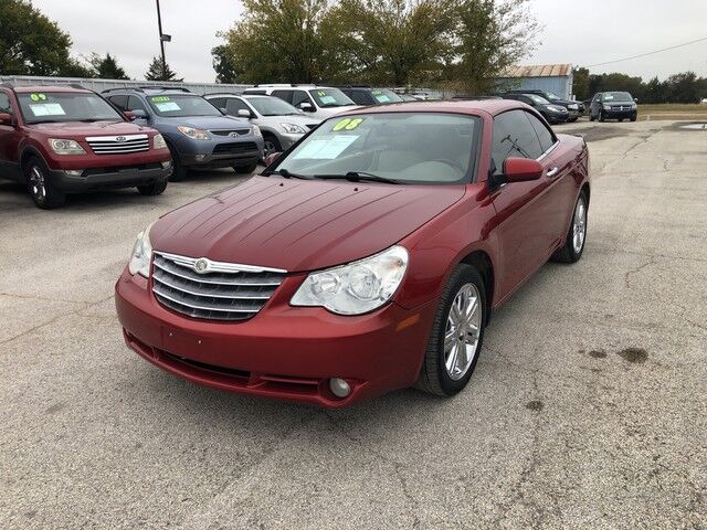2008 Chrysler Sebring Limited Gainesville TX