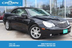 2008_Chrysler_Sebring_Soft-top Convertible Coupe Limited_ Winnipeg MB