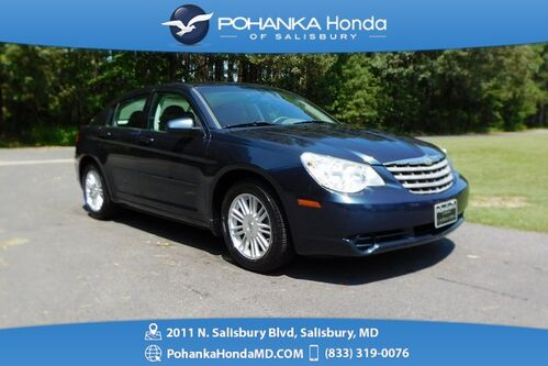 2008_Chrysler_Sebring_Touring ** GUARANTEED FINANCING ** BEST MATCH **_ Salisbury MD