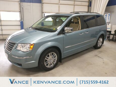 2008 Chrysler Town & Country Limited Eau Claire WI