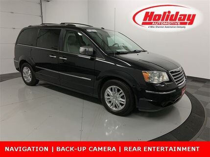 2008_Chrysler_Town & Country_Limited_ Fond du Lac WI