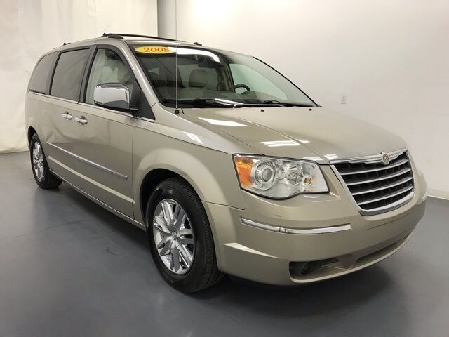 2008 Chrysler Town and Country Limited Holland MI