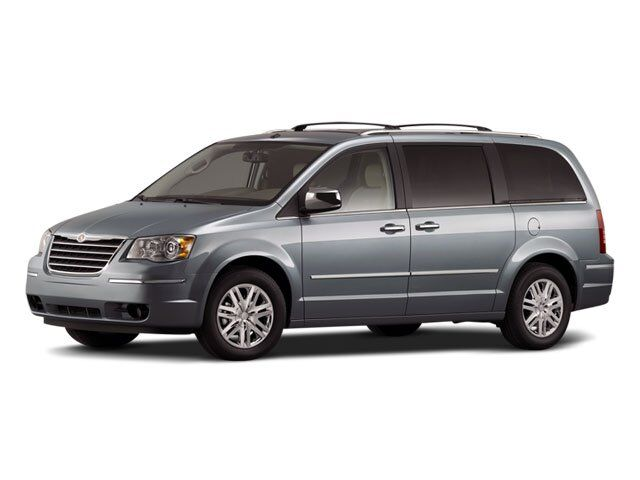 2008 Chrysler Town & Country Limited Irvine CA