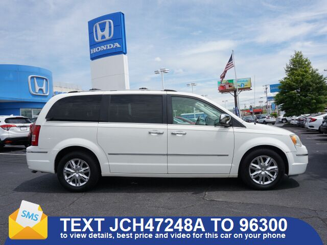 2008 Chrysler Town & Country Limited Johnson City TN