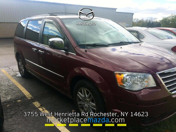 2008 Chrysler Town & Country Limited Rochester NY