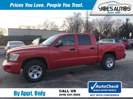 2008 DODGE DAKOTA QUAD SLT Toledo OH