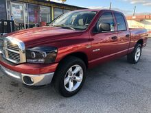 2008_DODGE_RAM PICKUP__ Houston TX