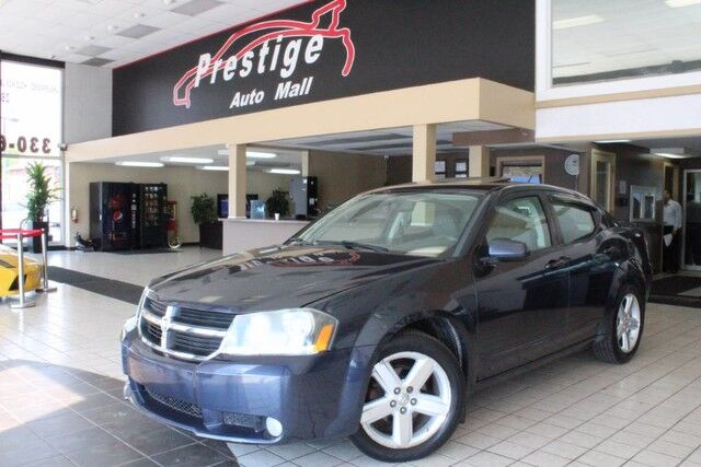 2008 Dodge Avenger R/T - Heated Seats, Sun Roof Cuyahoga Falls OH