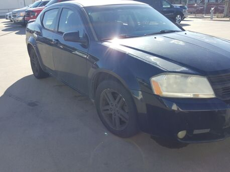 2008_Dodge_Avenger_SXT /PREFERRED PKG/SPORT PKG/P2_ Euless TX
