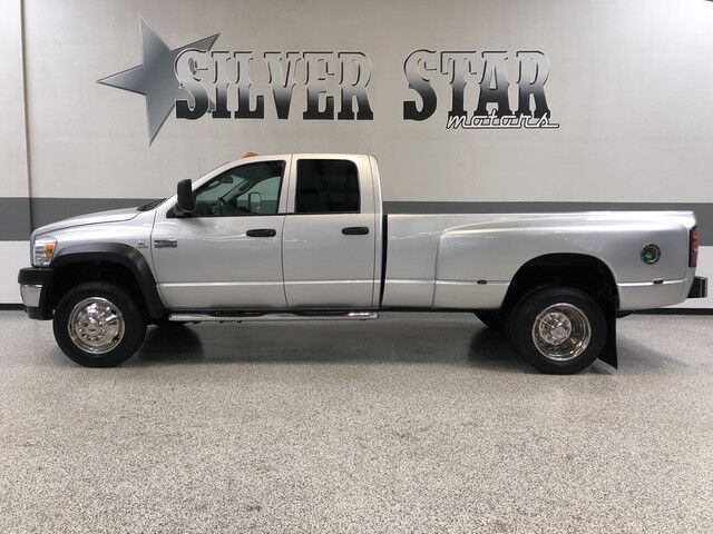 2008 Dodge Bullet Ram 4500 4WD Cummins Dallas TX