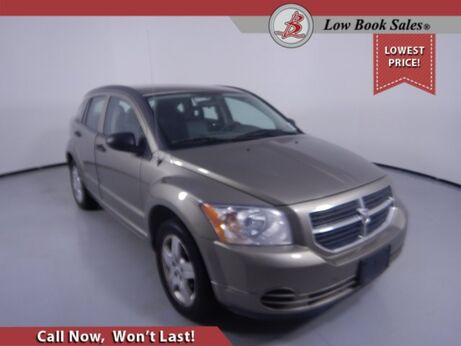 2008_Dodge_CALIBER_SXT_ Salt Lake City UT