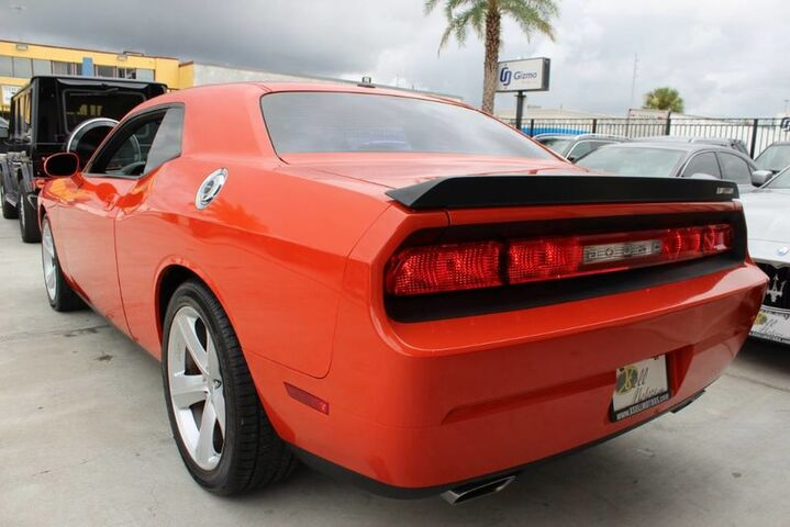 2008 Dodge Challenger SRT8,COLLECTIBLE.#4968 OF 6400 BUILT,1 OWNER! Houston TX