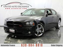 2008_Dodge_Charger_**5.7L V8 HEMI Engine** R/T w/ Sunroof, Heated Leather Seats_ Addison IL