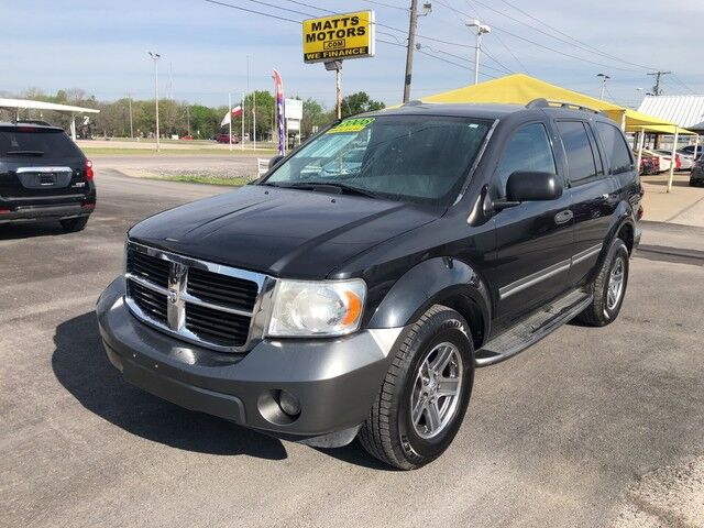 2008 Dodge Durango Adventurer Gainesville TX
