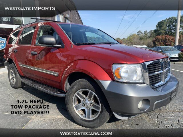2008 Dodge Durango Adventurer Raleigh NC