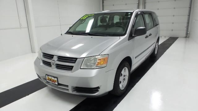 2008 Dodge Grand Caravan 4dr Wgn SE Topeka KS