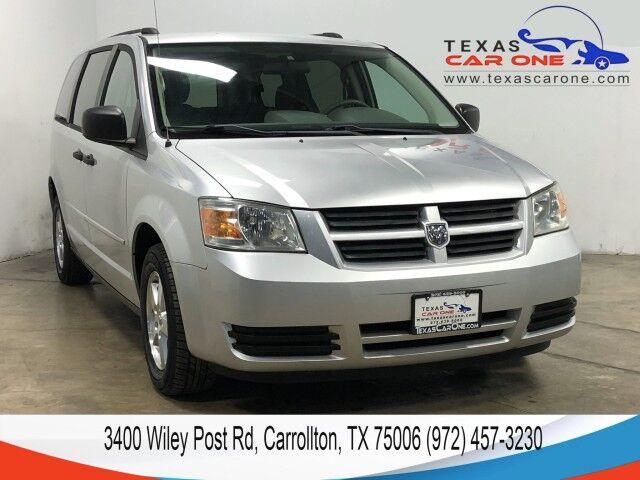 2008 Dodge Grand Caravan SE AUTOMATIC THIRD ROW SEAT DUAL CLIMATE CONTROL REAR CLIMATE CO Carrollton TX