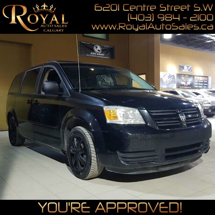 2008 Dodge Grand Caravan SE *PRICE REDUCED* Calgary AB
