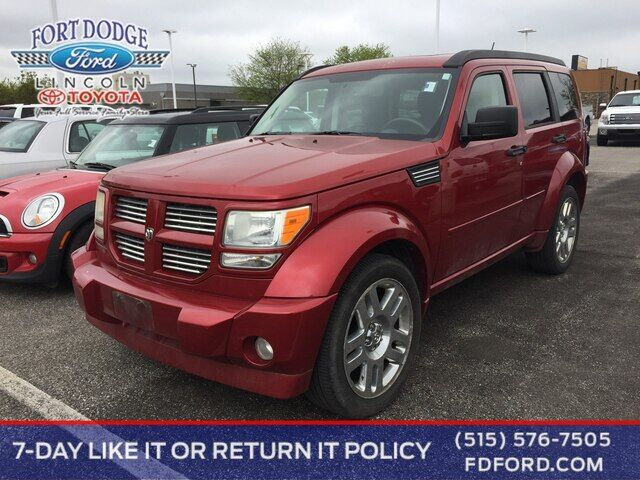 2008 Dodge Nitro SLT/RT Fort Dodge IA