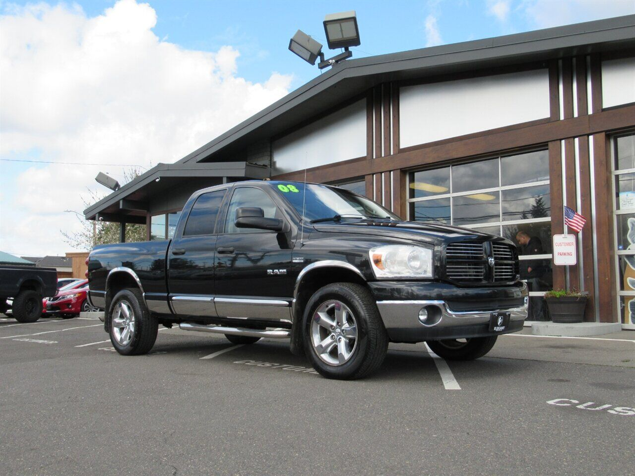 2008 Dodge Ram 1500 SLT ONLY 63K MILES / 4X4 / HEMI Beaverton OR