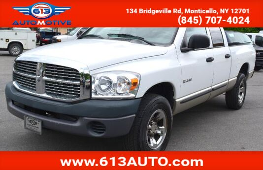 2008 Dodge Ram 1500 ST Quad Cab 4WD Ulster County NY