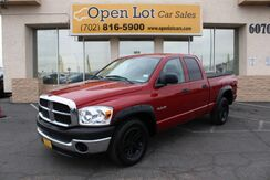 2008_Dodge_Ram 1500_SXT Quad Cab Long Bed 2WD_ Las Vegas NV