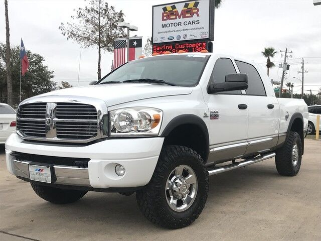 2008_Dodge_Ram 2500_Laramie_ Houston TX