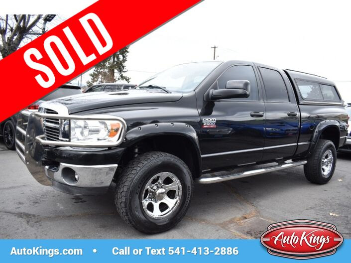 2008 Dodge Ram 2500 SLT 4WD Quad Cab Bend OR